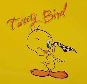 TWEETY BIRD 29 Ford